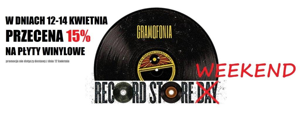 Record Store Weekend w Gramofonii
